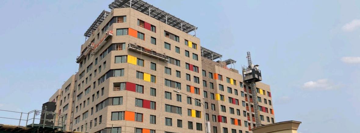 metcalf apartments